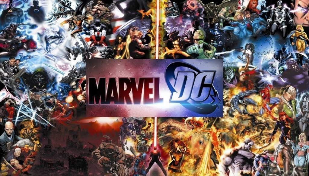 Picture: Marvel vs DC