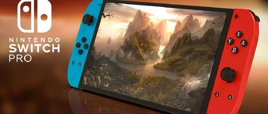 Picture: Nintendo Switch Pro
