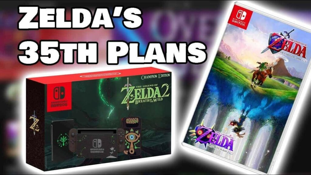 Picture: Ocarina of Time on the Switch!