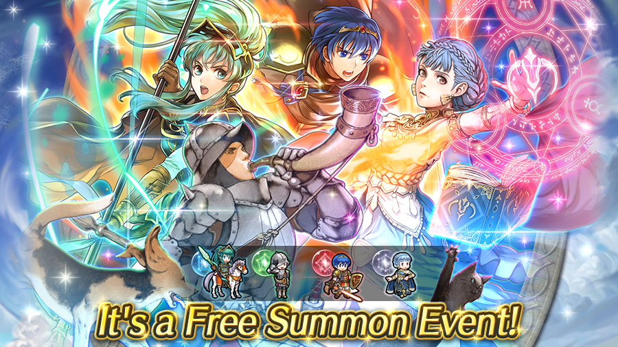 Picture: Summoning New Heroes